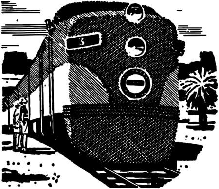 literas: Tren