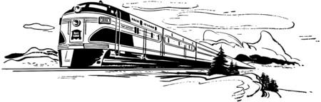 literas: Viajes en tren
