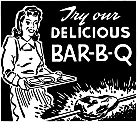 try: Try Our Delicious Bar-B-Q