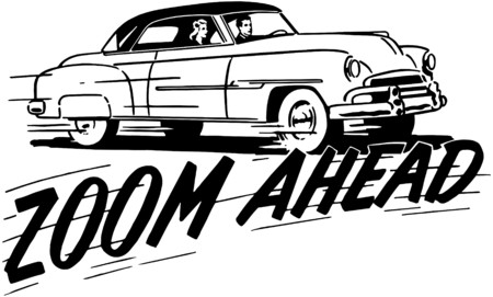 motorists: Zoom Ahead