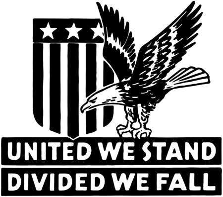 United We Stand 2 Vector