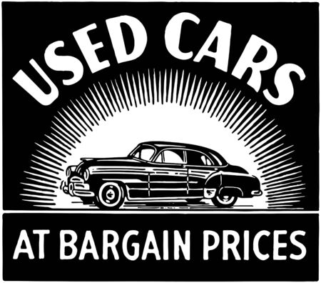 headings: Used Cars At Bargain Prices