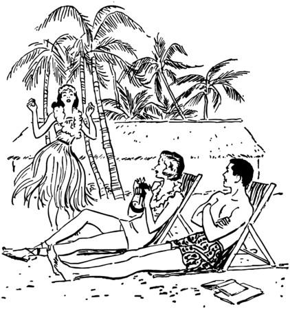 휴가 낙원