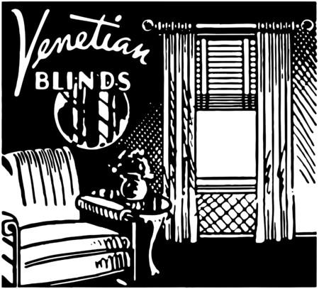 blinds: Venetian Blinds