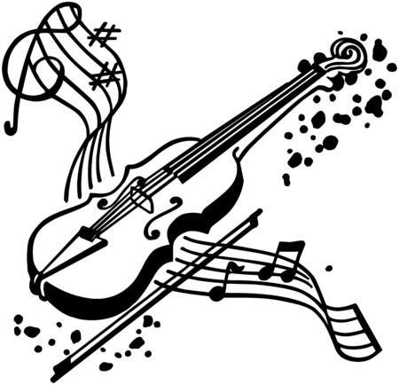 fiddles: Violin