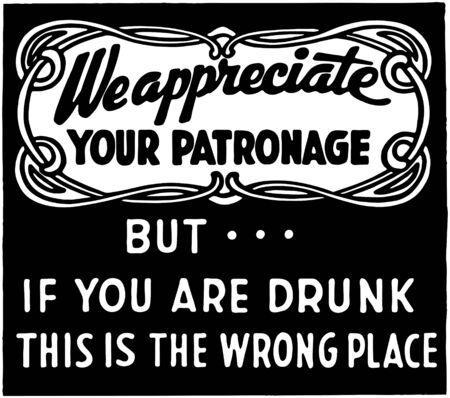 patronage: We Appreciate Your Patronage 2