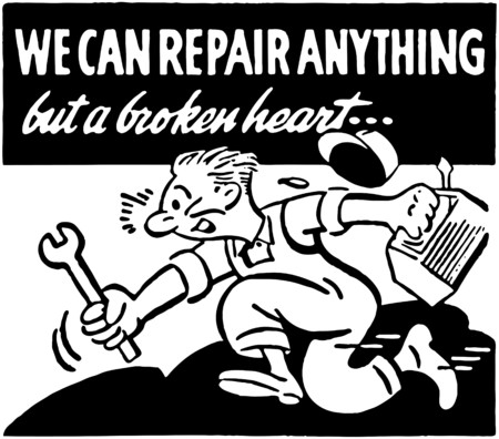 anything: We Can Repair Anything