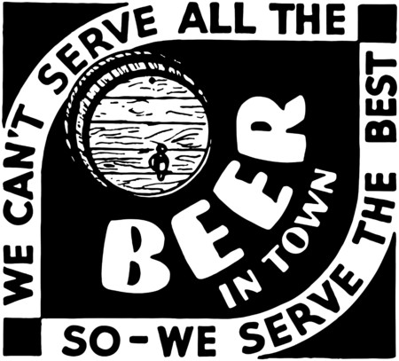 cant: We Cant Serve All The Beer 3
