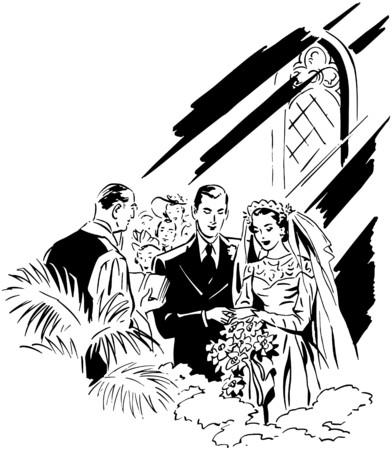 church group: Wedding Ceremony
