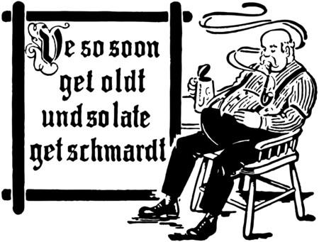 stein: Abbiamo So Soon Get Oldt