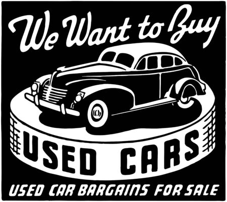 lots: We Want Used Cars
