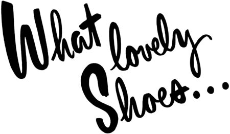 headings: What Lovely Shoes