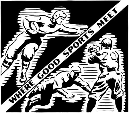 Where Good Sports Meet Vector