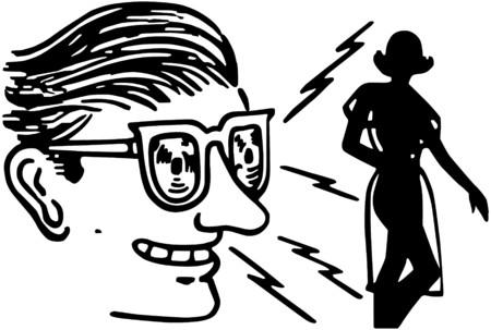 Xray Specs Vector