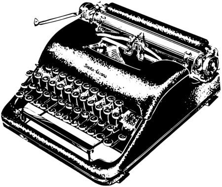literature: Manual Typewriter