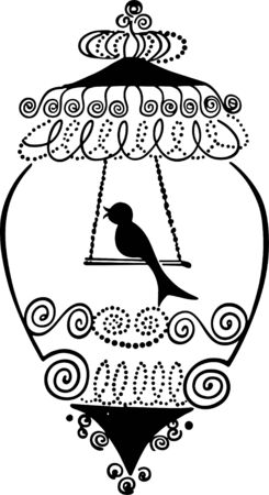 forties: Bird In Gilded Cage