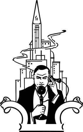 phoning: Call From Radio City