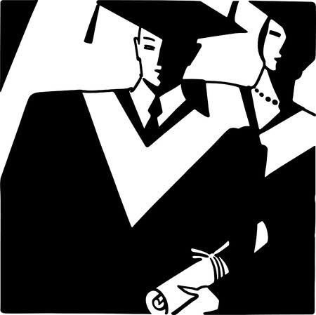 special education: Art Deco Grads