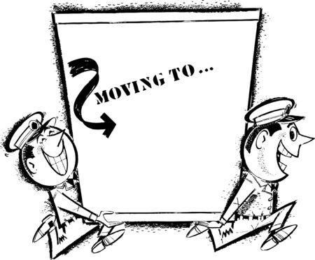 40s: Moving Men