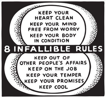 8 Infallible Rules Imagens - 119220407