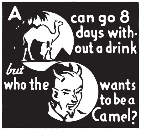 A Camel Can Go 8 Days