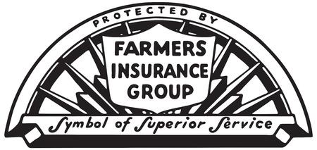 Farmers Insurance Group 免版税图像