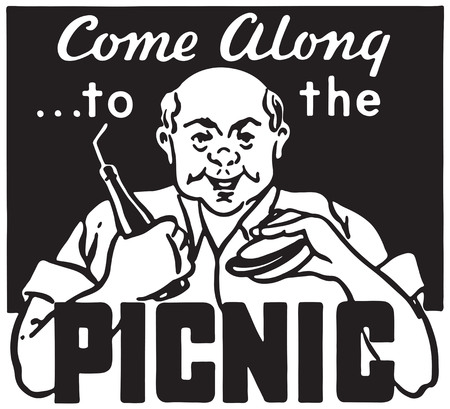 Come To The Picnic 写真素材
