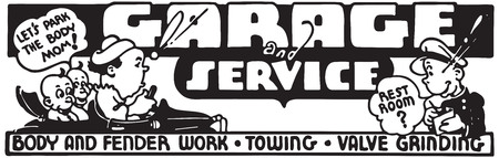 Garage And Service