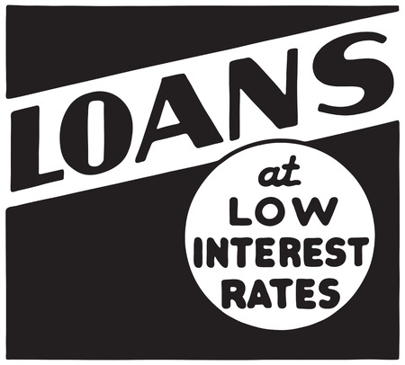 Loans At Low Interest 写真素材