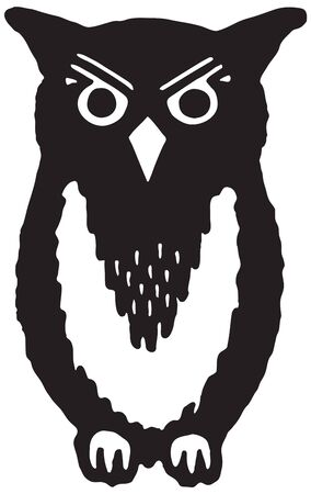 Owl - The Proverbial Wise Old Bird