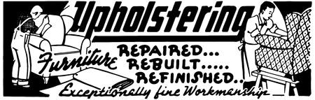 Upholstering 2