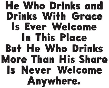 He Who Drinks