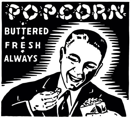 Popcorn - The Delightful Theater Snack