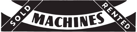 Machines - Sales Banner