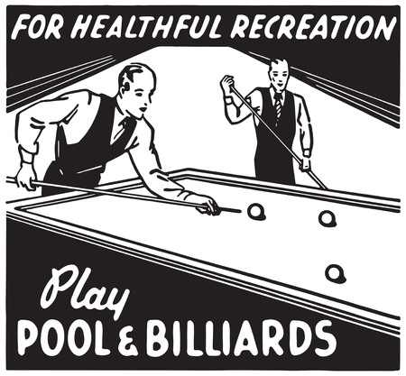 Play Pool And Billiards