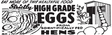 High Grade Eggs