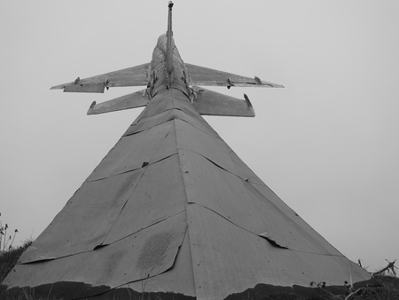 2nd World War plane memorial