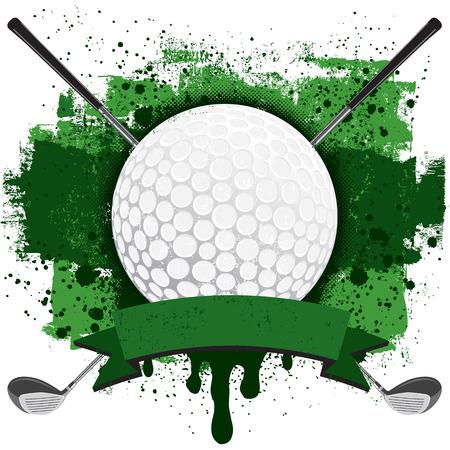 골프 휘장