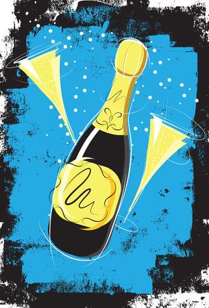 schetsmatig Champagne