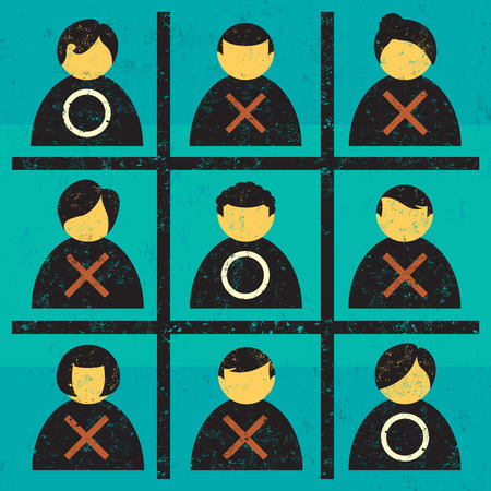 picking: Strategically Picking Employees Illustration