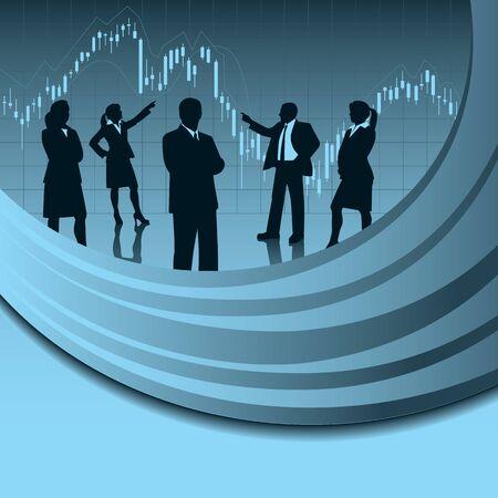 financial figures: Financial Analysis team