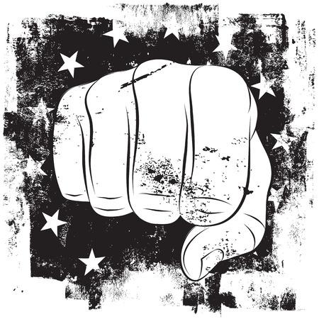 Fist Ilustração