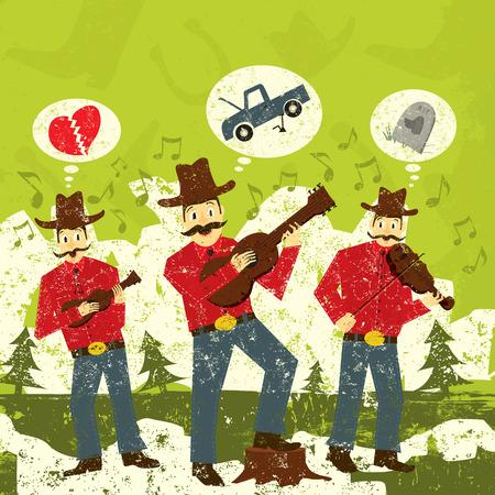 performing arts: Folk music singers