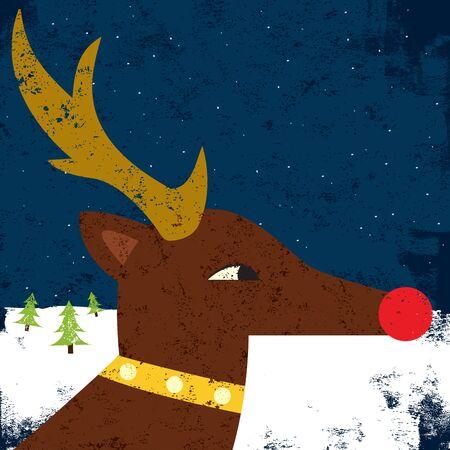 rudolph: Rudolph Portrait