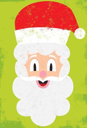 st  nicholas: Santa portrait