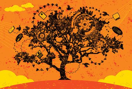 ecosistema: Árbol del Conocimiento