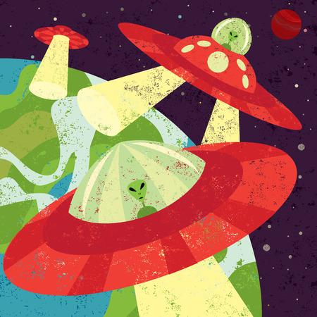 martian: Martian Invasion