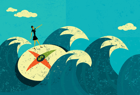revenue: Searching for revenue in unchartered waters Illustration