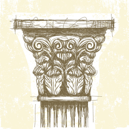 classical: Roman Corinthian capital