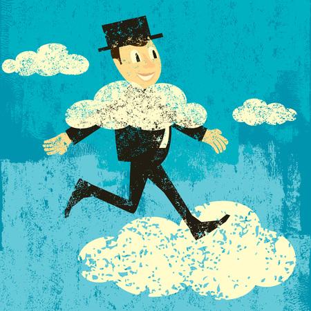 soñando: La cabeza en las nubes
